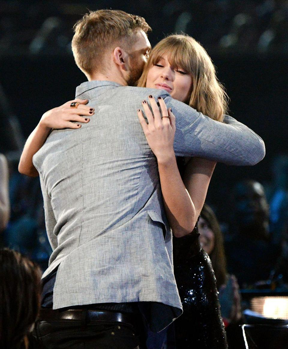 """<p>The shade storm between Taylor and Calvin was so intense, here's another entry! Following the Nils Sjoberg drama, Taylor put the final nail in Nils' coffin, literally, when she rose from the dead near his tombstone in her 'Look What You Made Me Do' music video.</p><p> (He's dead, along with the old Taylor, is what we are to believe.) When Taylor later released her Reputation magazines, she reminded the world – and Calvin – once more of her work as Nils, adding '<a href=""""https://twitter.com/hecanbemyjailor/status/927012666266095617"""" rel=""""nofollow noopener"""" target=""""_blank"""" data-ylk=""""slk:Written by: Taylor Swift aka Nils Sjoberg"""" class=""""link rapid-noclick-resp"""">Written by: Taylor Swift aka Nils Sjoberg</a>' on the '…Ready For It?' lyric page.<br><br></p>"""