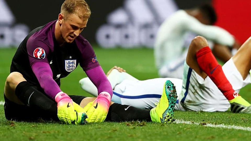 Delusione inglese   Lars Baron/Getty Images