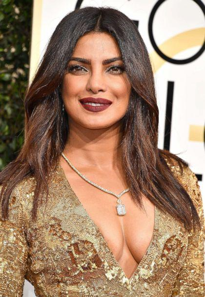PHOTO: Priyanka Chopra arrives at the 74th Annual Golden Globe Awards on Jan. 8, 2017 in Beverly Hills, Calif. (Steve Granitz/Getty Images)
