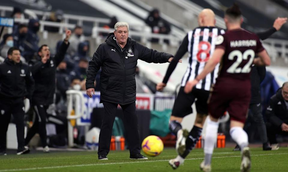 Steve Bruce was unable to inspire his side to halt a miserable run without a victory – they are now winless in 11 games.