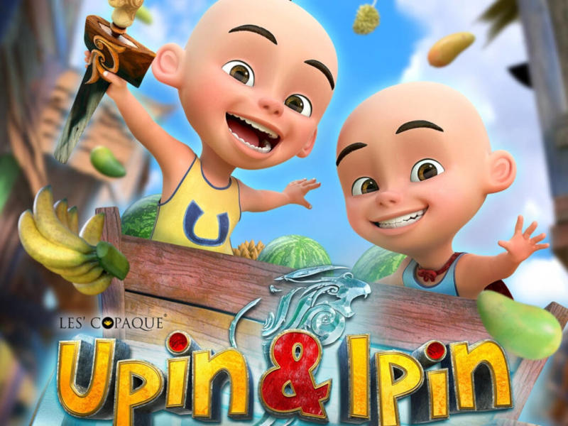 """If all goes well, this will mark the first """"Upin Ipin"""" musical to tour outside of Malaysia."""