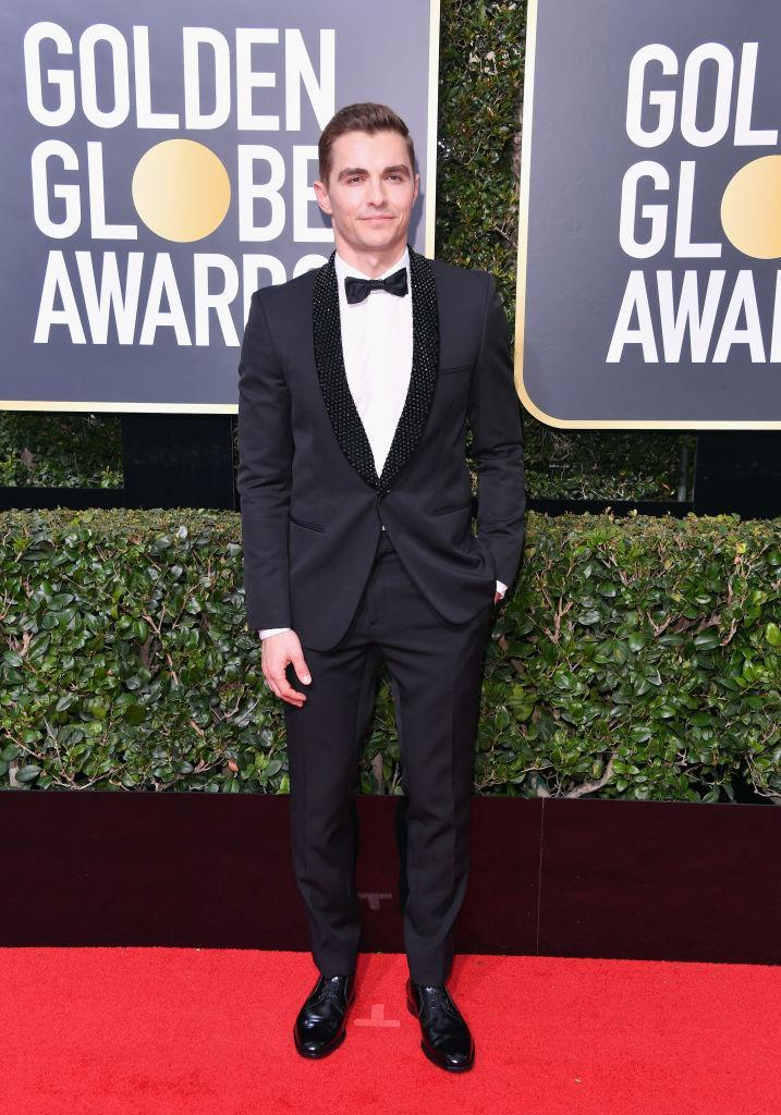 <p><em>The</em> <i>Disaster</i> actor attends the 75th Annual Golden Globe Awards at the Beverly Hilton Hotel in Beverly Hills, Calif., on Jan. 7, 2018. (Photo: Steve Granitz/WireImag </p>