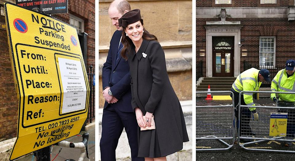 Royal baby watch is on [Photo: Getty]