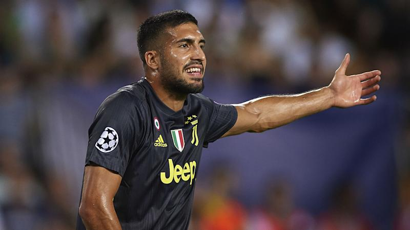 Ronaldo sent off in Champions League debut with Juventus