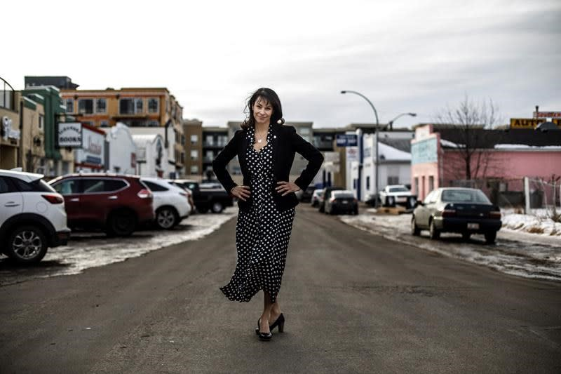 'Little orange dot:' Lone Alberta NDP MP says she offers different perspective