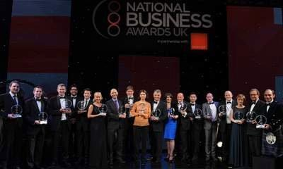 Awards Told Business Is 'Backbone' Of Growth