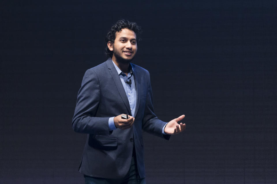 25-yr-old Ritesh Agarwal's OYO is growing at a fast pace and vying to be one of the world's biggest hotel chains. Oyo Rooms has a network of 2,200 hotels operating in 154 cities across India - with monthly revenues of $3.5m and 1,500 employees. Oyo has raised a total of $125million of funding in 4 rounds from 7 investors. In July 2019 it was reported Agarwal purchased $2 billion in shares, tripling his stake. His net worth in 2019 was estimated to be approximately $1 billion (7500 crore INR) according to IIFL Wealth Hurun India Rich List.