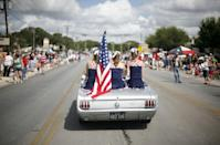 """<p>The <a href=""""https://www.insider.com/fourth-of-july-facts-you-never-knew-2019-6#the-nations-oldest-fourth-of-july-parade-takes-place-in-bristol-rhode-island-the-towns-independence-day-festivities-date-back-to-1785-and-now-include-a-miss-and-little-fourth-of-july-pageant-6"""" rel=""""nofollow noopener"""" target=""""_blank"""" data-ylk=""""slk:oldest 4th of July parade"""" class=""""link rapid-noclick-resp"""">oldest 4th of July parade</a> in the nation is celebrated in the town of Bristol, Rhode Island each year. It's been happening since 1785. The town even has an official 4th of July website, which posts updates about the celebration. As the site states, """"The official and historic Celebration, Patriotic Exercises, was established in 1785 by Rev. Henry Wight of the First Congregational Church and Veteran of the Revolutionary War. The Celebration officially starts with Flag Day on June 14.""""</p>"""