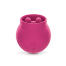 """This innovative <a href=""""https://www.glamour.com/gallery/best-clit-vibrator-sex-toys?mbid=synd_yahoo_rss"""" rel=""""nofollow noopener"""" target=""""_blank"""" data-ylk=""""slk:clitoral stimulator"""" class=""""link rapid-noclick-resp"""">clitoral stimulator</a> from Jimmyjane uses cyclonic technology, which creates rotating vibrations that simulate the sensation of oral sex. We know, it's a lot (and it's amazing). Powered by three motors within this rose-shaped vibe pod, the Halo (recommended by Balestrieri) is designed to swirl around the clitoris, with 10 unique vibration patterns and two speeds to get the combination just right. Just add H2O to take these sensations to the next level. $140, Jimmyjane. <a href=""""https://jimmyjane.com/products/love-pods-halo"""" rel=""""nofollow noopener"""" target=""""_blank"""" data-ylk=""""slk:Get it now!"""" class=""""link rapid-noclick-resp"""">Get it now!</a>"""