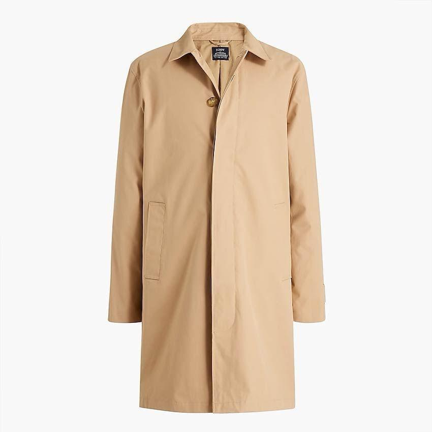"<p><strong>J.Crew Factory</strong></p><p>factory.jcrew.com</p><p><strong>$99.00</strong></p><p><a href=""https://go.redirectingat.com?id=74968X1596630&url=https%3A%2F%2Ffactory.jcrew.com%2Fp%2Fmens-clothing%2Fjackets_vests%2Fjackets%2Fkhaki-trench-coat%2FAU584%3Fcolor_name%3Dkhaki&sref=https%3A%2F%2Fwww.esquire.com%2Fstyle%2Fmens-fashion%2Fg35650917%2Fj-crew-factory-sale-february-2021%2F"" rel=""nofollow noopener"" target=""_blank"" data-ylk=""slk:Buy"" class=""link rapid-noclick-resp"">Buy</a></p>"