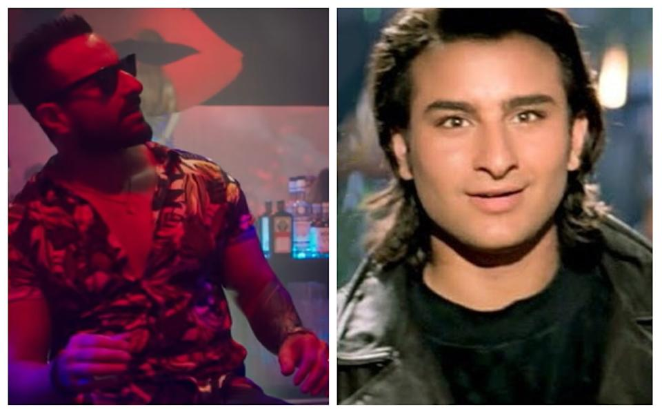 For those of us who grew up in the '90s, Ole Ole was favourite – it was catchy, Saif Ali Khan's dance was fun to watch, Kajol was a delight and even though it may not be musically a genius number, we loved it back then. But, why would anybody want to remake the song and feature a much older Saif in the remade version? As per reports, though, Saif was reportedly not keen on doing the reprised version of the song, but had to give in to the producer's demands.