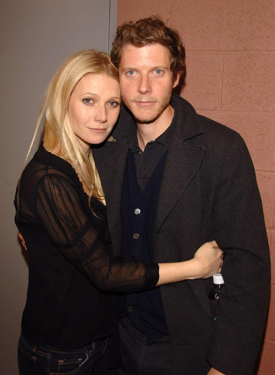 <p>Gwyneth and Jake Paltrow share more than just a famous last name (their father was Hollywood director Bruce Paltrow and their mother is actress Blythe Danner). They both have oval-shaped faces and slender noses that make them look more like twins than just siblings. </p>