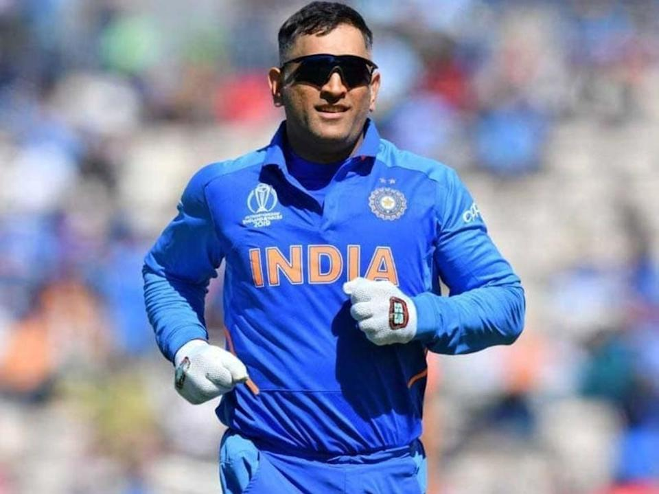 How MS Dhoni was selected as a mentor for the T20 World Cup?