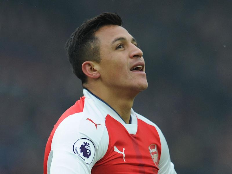 Sanchez has been linked with a move away from Arsenal this summer: Getty