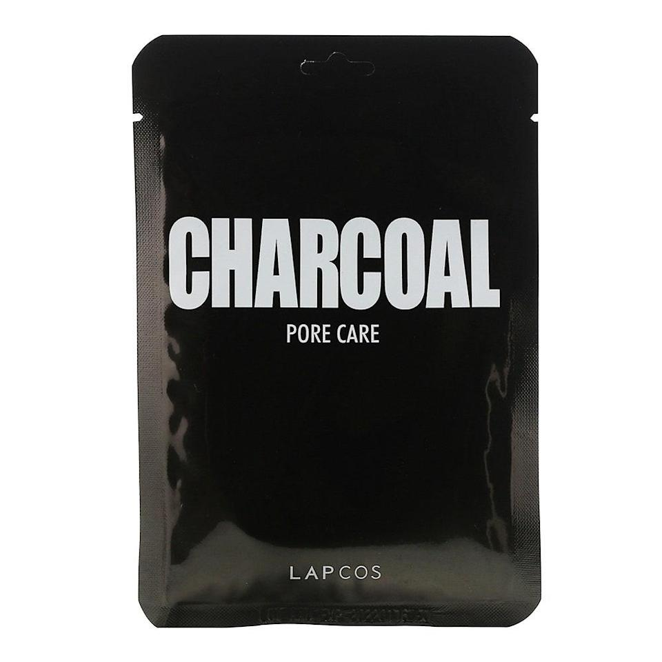 "<p>The charcoal found in Lapcos Charcoal Mask acts like a dirt vacuum, sucking out gunk from your pores, while vitamin-rich milk extract, <a href=""https://www.allure.com/story/what-are-ceramides?mbid=synd_yahoo_rss"" rel=""nofollow noopener"" target=""_blank"" data-ylk=""slk:ceramides"" class=""link rapid-noclick-resp"">ceramides</a>, and violet flowers moisturize and plump skin for an effortless glow. You can find it in our <a href=""http://beautybox.allure.com/?source=EDT_ALB_EDIT_GALLERY_0_July20_Lapcos_ZZ"" rel=""nofollow noopener"" target=""_blank"" data-ylk=""slk:July Allure Beauty Box"" class=""link rapid-noclick-resp"">July <em>Allure</em> Beauty Box</a>.</p> <p><strong>$14 for a pack of five</strong> (<a href=""https://www.amazon.com/Lapcos-Mask-Charcoal-piece-pack/dp/B07D23BCKT"" rel=""nofollow noopener"" target=""_blank"" data-ylk=""slk:Shop Now"" class=""link rapid-noclick-resp"">Shop Now</a>)</p>"