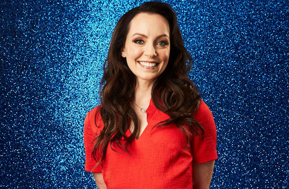 Paralympic athlete Stef Reid will take part in the new series of 'Dancing On Ice'. (ITV)