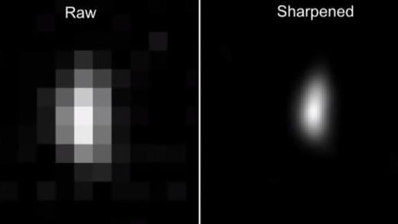 'Frontier of planetary science': NASA probe completes flyby of distant Ultima Thule