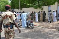 Female suicide bomber 'kills 10 in Chad capital