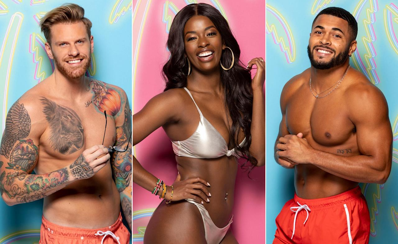 <p>Love Island USA is back. Season two of the Stateside version returns to screens tonight (in the US) and next month (in the UK), with the singletons secluded in their own 'bubbles' in a villa on top of Caesars Entertainment's boutique hotel, The Cromwell in Las Vegas. Click through to see the contestants.</p><p><strong>Love Island USA, hosted by Arielle Vandenberg and narrated by Matthew Hoffman, starts today (Monday, August 24) at 8/7c on CBS and CBS All Access in the US. In the UK, it will premiere on Monday, September 7 at 9pm, airing on ITV2.</strong></p>