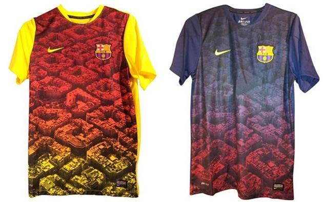 Barcelona expect you to pay money for these (sport.es)