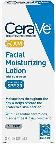 <strong><span>CeraVe facial moisturizing lotion SPF 30</span>, $13.49</strong>