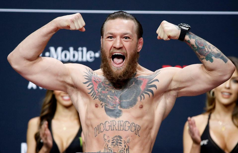 Conor McGregor made an estimated $22 million in his return to the Octagon this past January, but raked in another $158 million in endorsements and investments over the past 12 months.