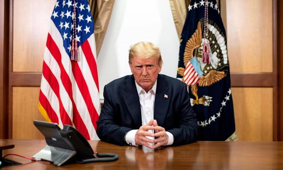 <span>Photograph: Official White House Photo/Reuters</span>