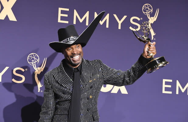 Billy Porter to Play the Fairy Godmother in 'Cinderella'