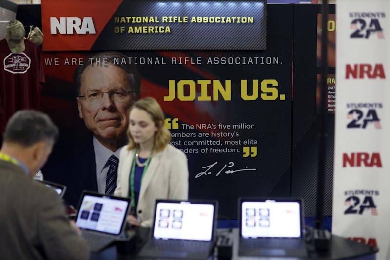 An NRA 'Tell-All' Is a Dishonest Read