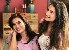 What is this! Shweta Tiwari's daughter reacts to her mom's first on-screen kiss