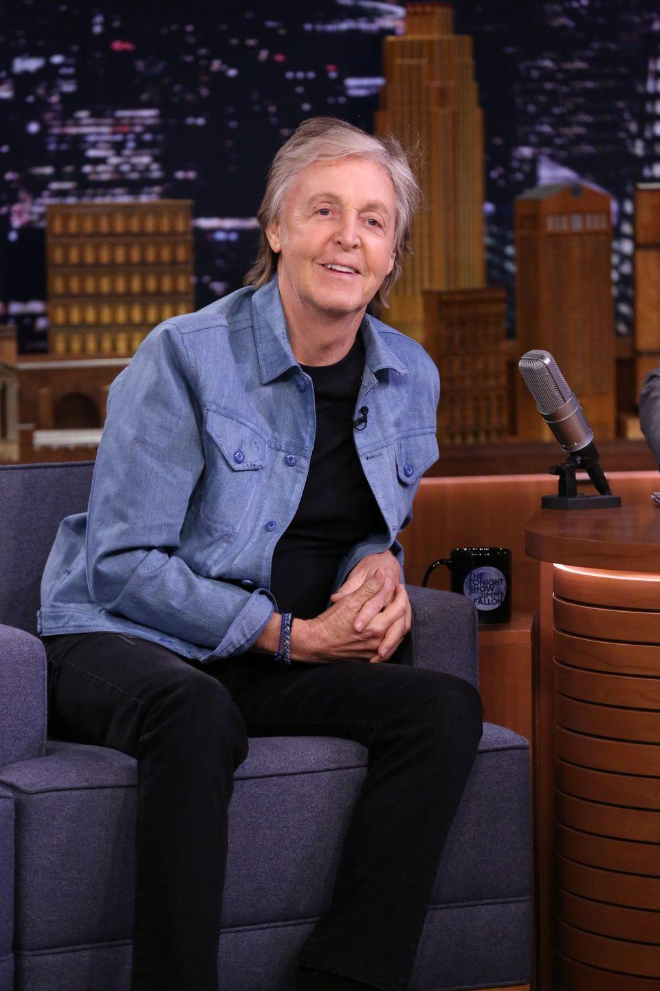 <p>Even after almost 60 years, McCartney is still releasing new music, including—most recently—2018's <em>Egypt Station. </em></p>