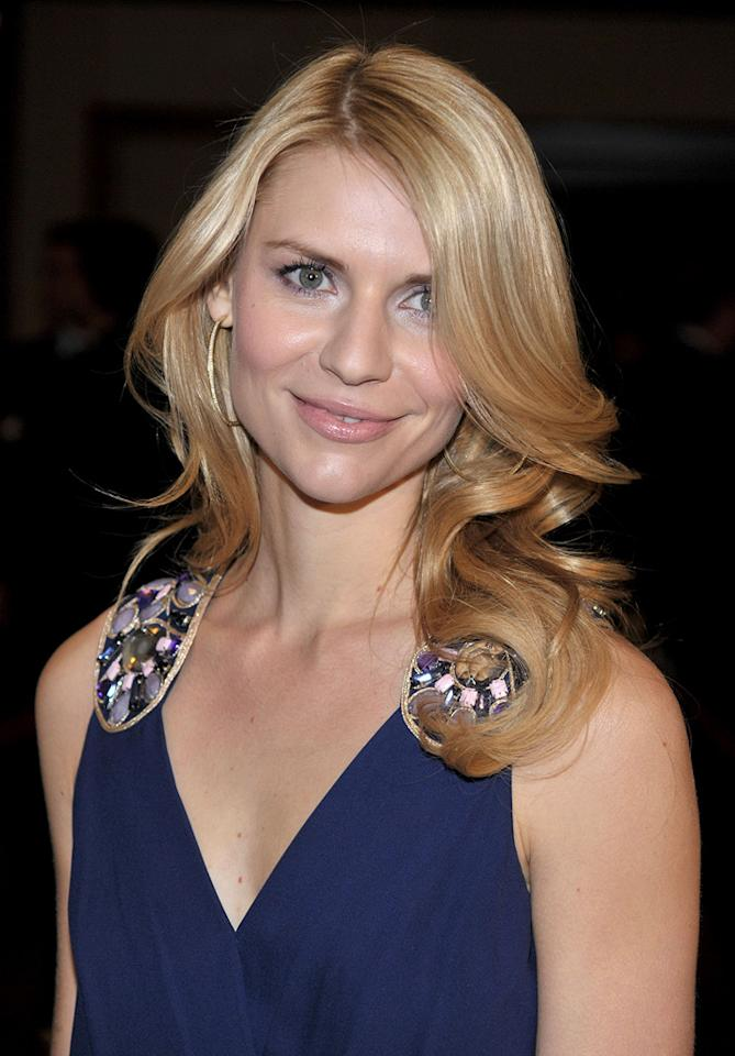 "<a href=""http://movies.yahoo.com/movie/contributor/1800019605"">Claire Danes</a> at the 61st Annual Directors Guild of America Awards in Los Angeles - 01/31/2009"