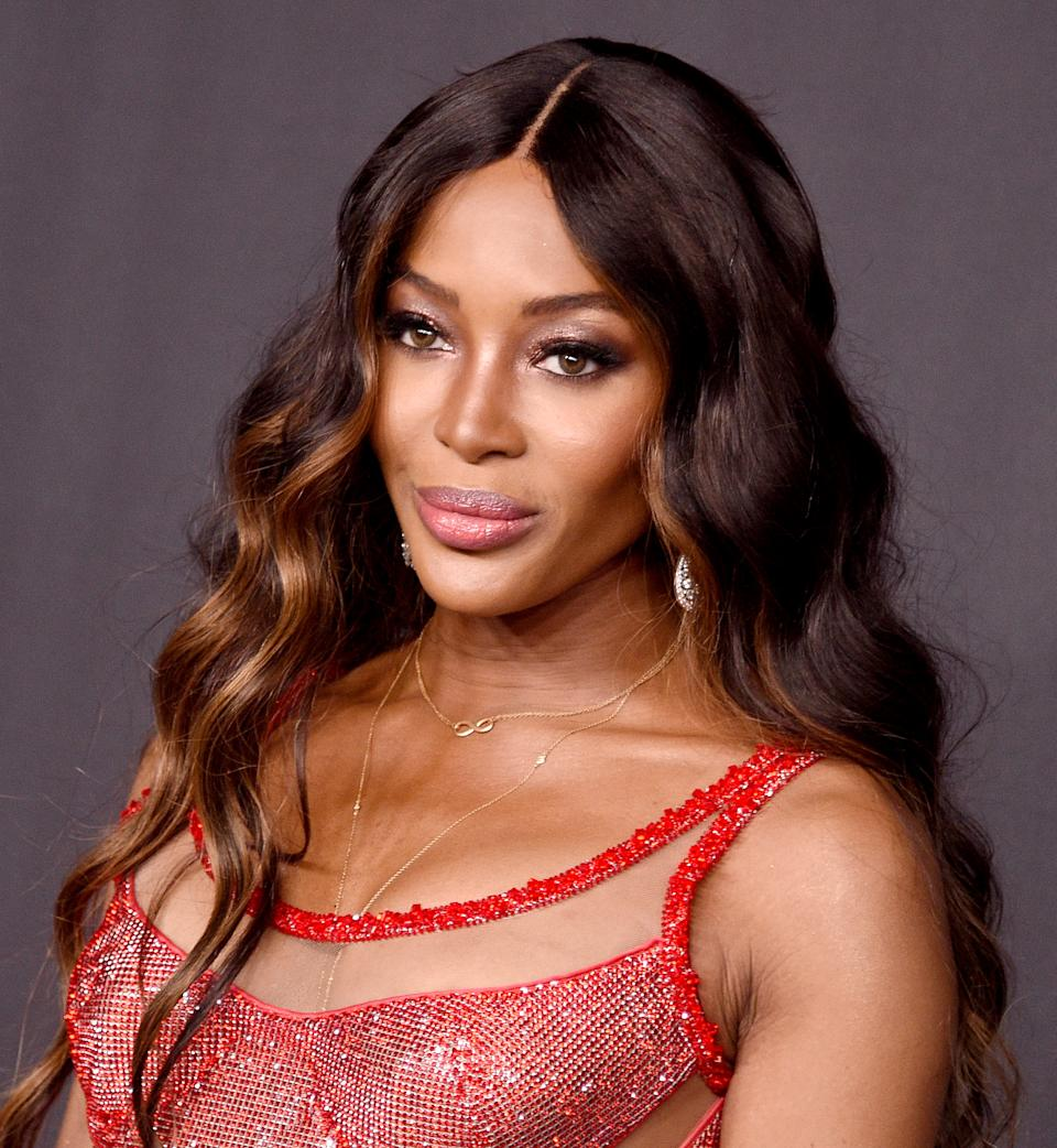 LOS ANGELES, CA - NOVEMBER 02:  Naomi Campbell arrives at the 2019 LACMA Art + Film Gala Presented By Gucci at LACMA on November 2, 2019 in Los Angeles, California.  (Photo by Gregg DeGuire/FilmMagic)