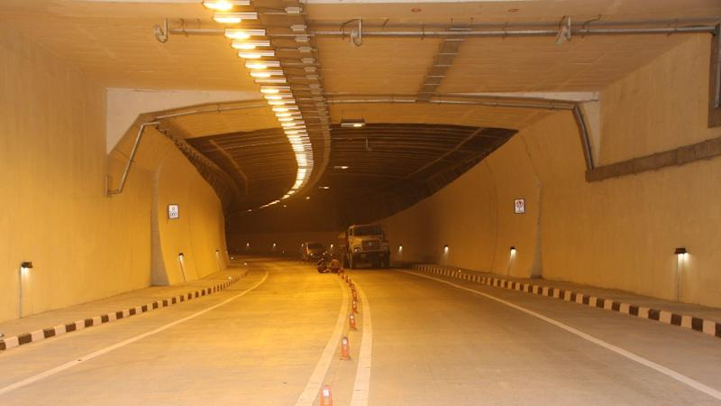 Experts Sent to Check 'High Pollution' in Kashmir's New Tunnel