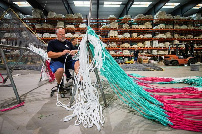 Nordsotrawl, a Danish maker of high quality fishing gear, has a large order to fill from a Norwegian client but the future is less certain after that
