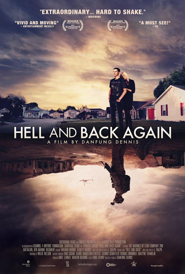Documentary Features Nominee Hell And Back Again