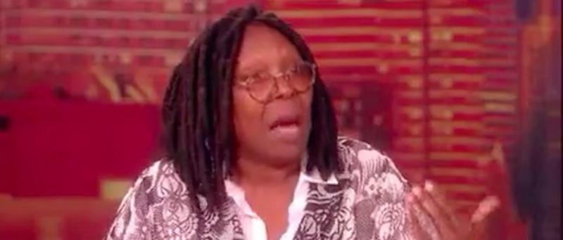 'Spoken Like A True White Guy:' Whoopi Tries To Shut Down Guest Challenging Political Correctness