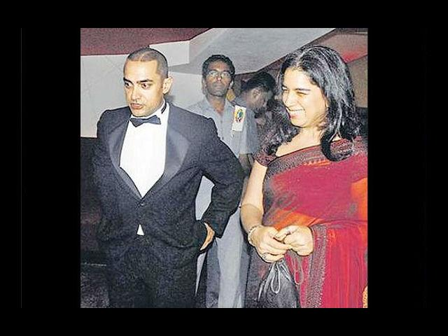 Even the 'Perfectionist' Aamir Khan could not manage to save his first marriage. He ended his 15-year long marriage with Reena Dutta, and married Kiran Rao.