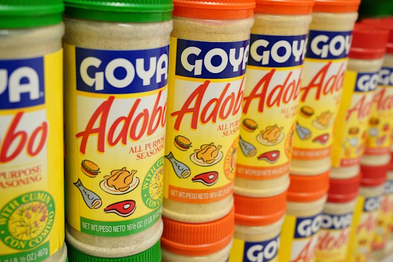 You may be considering tossing all of your Goya products. We've found plenty of other options foradobo and sazón. (John Nacion/STAR MAX/IPx)