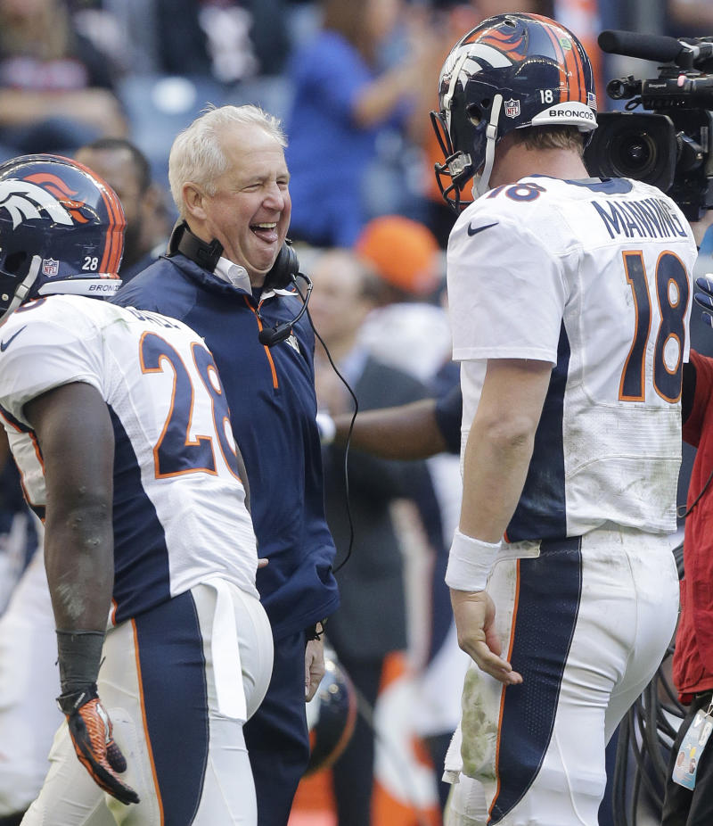 Manning says TD record is temporary in today's NFL