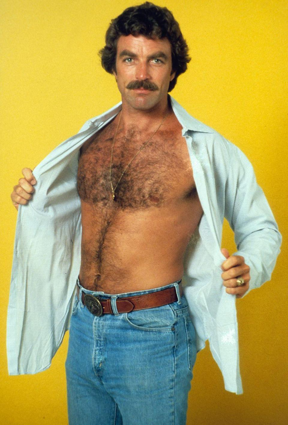 <p>He is known for his starring role in the '80s TV series <em>Magnum, P.I.</em></p>