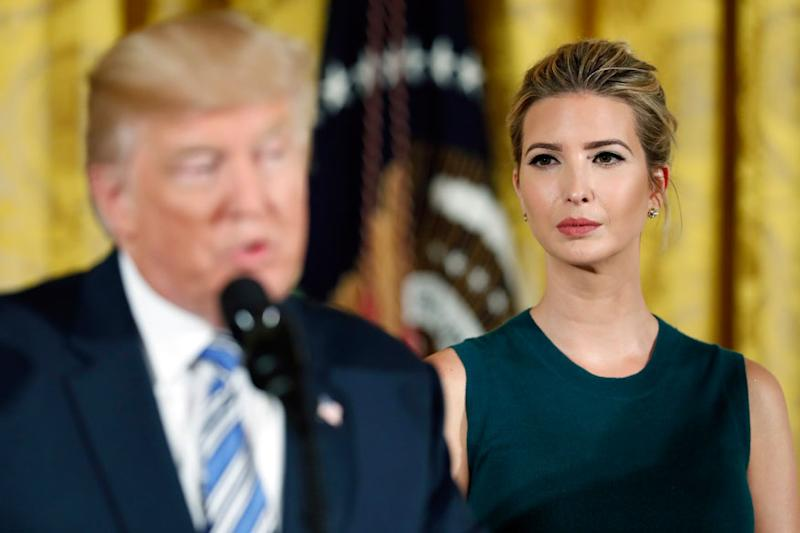 Ivanka Trump to Attend Winter Olympics Finale in South Korea