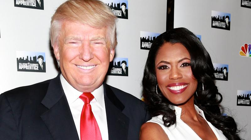 Donald Trump Tickles Tweeters With His Curt Message To Omarosa