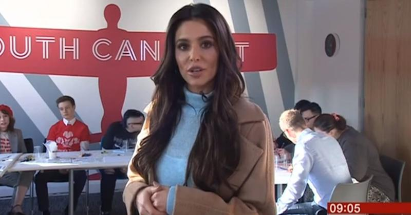 Cheryl Tweedy dodged a potentially tricky question about her personal life during a 'BBC Breakfast' interview on Tuesday (20 February), amid rumours about her relationship with boyfriend Liam Payne.