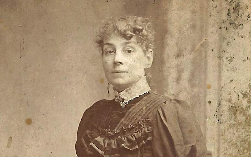 Sarah Dearman played a leading role in the 1888 matchgirls' strike - PA