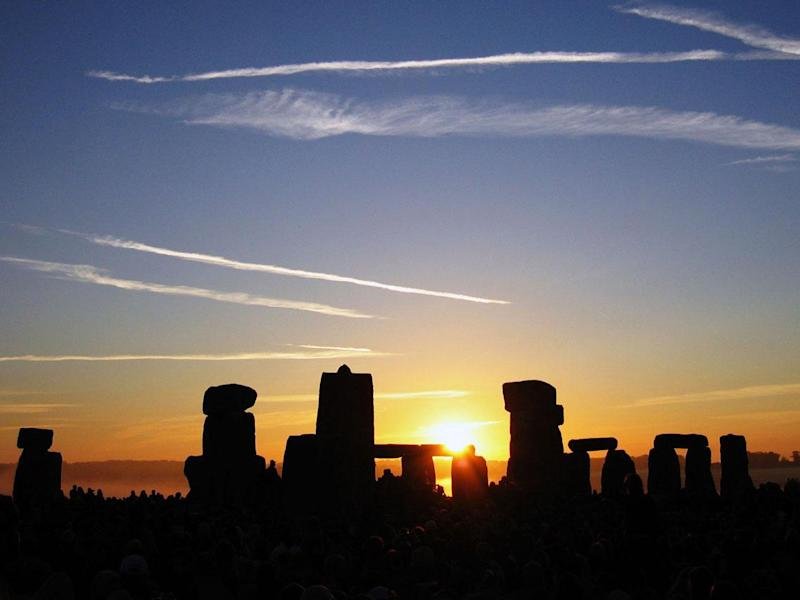 The Spring Equinox is often marked by neopagans at Stonehenge: Andrew Dunn/Creative Commons