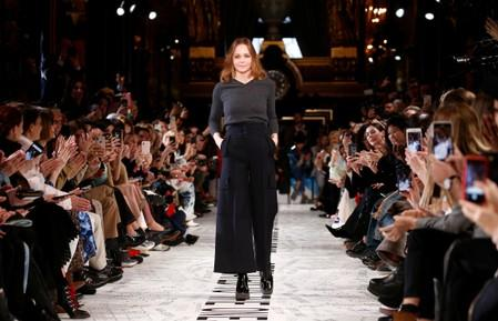 FILE PHOTO: Stella McCartney show at Paris Fashion Week