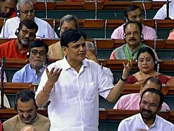 Minister of State for Home Affairs Nityanand Rai. (Photo/ANI)