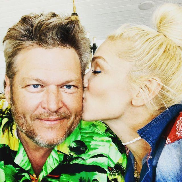 """<p><em>The Voice </em>coaches Blake Shelton and Gwen Stefani have spent all of quarantine at his Oklahoma ranch with her three children. </p><p>According to Blake, it has been super relaxed. """"The simple pleasure of being together in one place for an extended period of time has been a real gift,"""" <a href=""""https://people.com/country/blake-shelton-gwen-stefani-kindhearted-understanding-happy-anywhere/"""" rel=""""nofollow noopener"""" target=""""_blank"""" data-ylk=""""slk:he told People"""" class=""""link rapid-noclick-resp"""">he told <em>People</em></a>. """"We cook, we clean, we ride four-wheelers and we just enjoy being with each other and with family.""""</p><p><a href=""""https://www.instagram.com/p/CBmlicODGpx/"""" rel=""""nofollow noopener"""" target=""""_blank"""" data-ylk=""""slk:See the original post on Instagram"""" class=""""link rapid-noclick-resp"""">See the original post on Instagram</a></p>"""