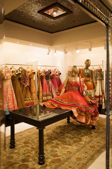 Tarun Tahiliani's new Defence Colony store